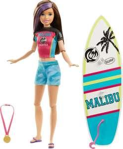 Игровой набор Barbie «Спортивные сестренки» (руки и ноги сгибаются)