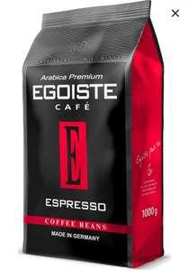 Кофе в зернах Egoiste Espresso, 1 кг