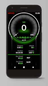 [Android] Speed View GPS Pro