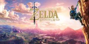 [Switch] Zelda Breath of the Wild