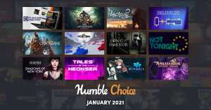 [PC] Humble Choice (Steam): Pathologic 2, PC Building Simulator, Ancestors и др. игры