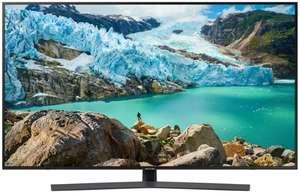 """Ultra HD (4K) LED телевизор 50"""" Samsung UE50RU7200U Smart TV (при покупке аксессуара)"""