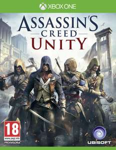 [Xbox One] Assassin's Creed Unity Xbox One - Digital Code