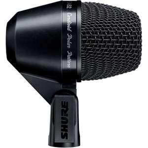 Микрофон Shure PGA52-XLR для ударных инструментов