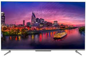 """Телевизор 4K 50"""" TCL 50P715 Android Smart TV"""
