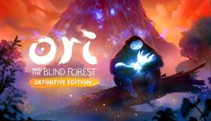 [PC] Ori and the Blind Forest: Definitive Edition, (+ 2 часть за 257₽)