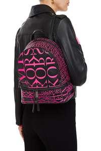 -20% на повторные заказы, напр, кожаный рюкзак Rhea Logo Print Michael Kors
