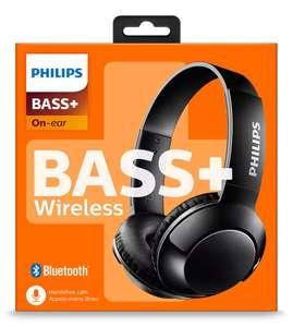 Bluetooth наушники Philips shb3075bk (Сбермаркет Ашан)