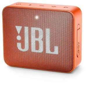 [Самара] Портативная акустика JBL Go 2 оранжевая в Ашан Сбермаркет