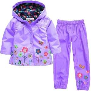 Комплект одежды для девочек LZH
