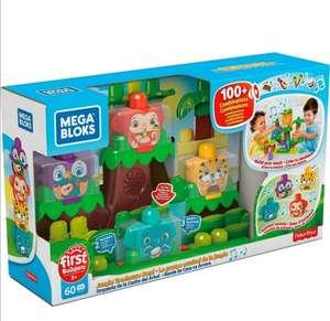 Конструктор Mega Bloks Джунгли зовут GGG11