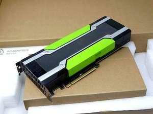 HHCJ6 Dell NVIDIA Tesla K80 24 ГБ GDDR5 PCI-E 3.0 ускоритель серверного графического процессора (обновленный)