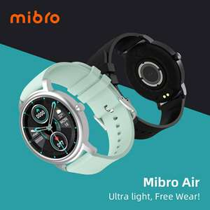 Смарт часы Mibro Air Smart IP68 (Xiaomi)