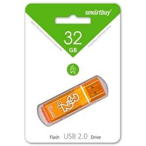 USB Флеш-накопитель SmartBuy Smartbuy Glossy Series 32 ГБ