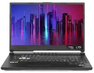 """17.3"""" Ноутбук ASUS ROG Strix G17 G712LW-EV013 Intel Core i7 10750H/nVidia GeForce RTX 2070"""