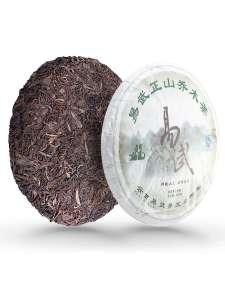 Jinglong Tea Factory - Пуэр Шэн ИУ - Чай Зелёный Китайский Прессованный 357 г