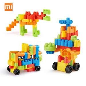 Строительные блоки Xiaomi Mitu Hape 80 шт за 21.99$