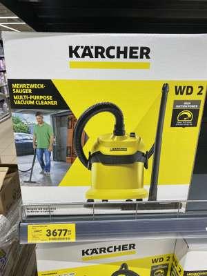 [Мск и МО] Строительный пылесосо Karcher WD 2