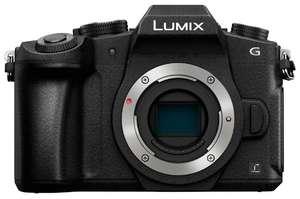 Фотоаппарат Panasonic Lumix DMC-G80 Body