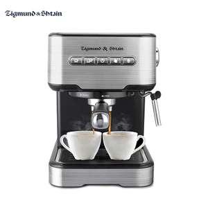 Кофеварка рожковая Zigmund & Shtain Al caffe ZCM-850