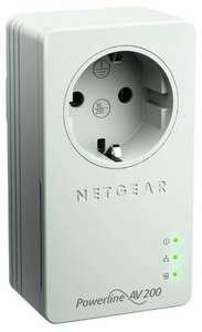 Комплект Powerline NETGEAR 2 шт за 1823р