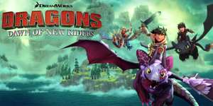 [Nintendo switch] DreamWorks Dragons Dawn of New Riders
