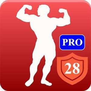 [Android] Домашние тренировки Gym Pro (без рекламы)