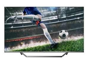 """Телевизор Hisense 55U7QF (55"""", UHD, Smart TV, Wi-Fi, DVB-T2/T/C/S2/S)"""