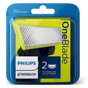 [Пенза] Сменные лезвия для Philips oneblade 2шт.