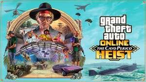 [PC / XBOX / PS4] Бесплатно подводную сонарную станцию Kosatka и до 1000000$ в Grand Theft Auto Online (через Amazon Prime Gaming)