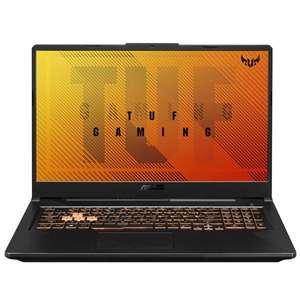 Ноутбук ASUS TUF Gaming A17 17'3 Ryzen 7 4800H GTX1650Ti SSD 512