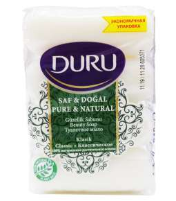 Мыло Duru классика 4 шт. * 85 гр.