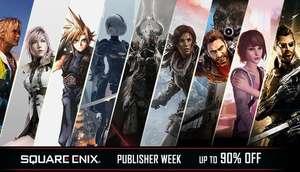 [PC] Распродажа SQUARE ENIX скидки до 90 %, напр, DEUS EX: HUMAN REVOLUTION DIRECTOR'S CUT
