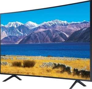 "4K UHD Телевизор Samsung UE65TU8300UXRU 65"" Smatr TV, черный"