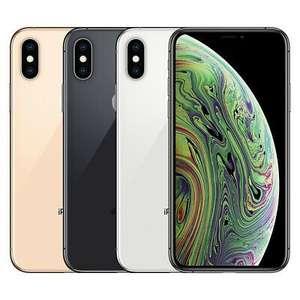 Смартфон Apple iPhone XS 64 ГБ (refubrished, восстановленный) - из США, нет прямой доставки в РФ