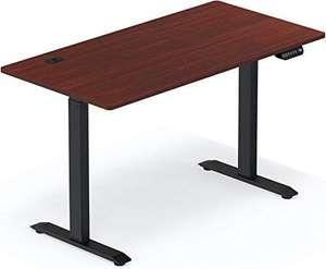 """SHW 55"""" компьютерный стол с электрической регулировкой по высоте (из США - нет прямой доставки в РФ)"""