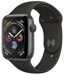 [не везде] Умные часы Apple Watch Series 4, 44 мм
