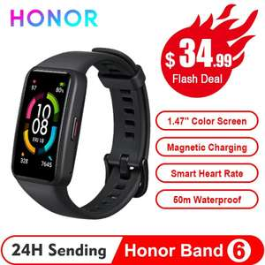 Смарт-часы Honor Band 6