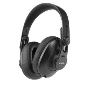 Беспроводные наушники AKG K361-BT (Bluetooth 5.0, 24ч, полноразмерные)