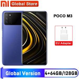 Смартфон Xiaomi poco m3 4/64gb (непроверенный продавец)