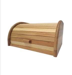 Хлебница деревяная Bohmann, 29х15х22.5 см