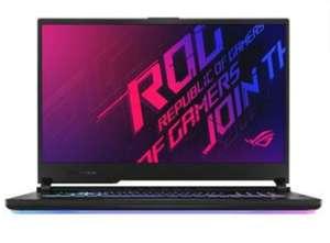 """17.3"""" Ноутбук ASUS ROG Strix i7 10875h/ rtx 2070 / 16gb / 144гц"""