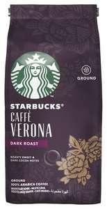 [ХМАО] Кофе молотый Starbucks Caffe Verona, 200 гр.