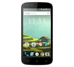 Смартфон Senseit N151 Black