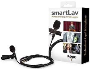 Rode Smartlav+ петличный микрофон