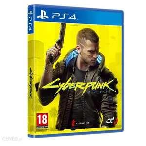[PS4] Cyberpunk 2077 (Русская версия)