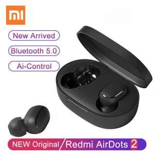 Беспроводные наушники Xiaomi Redmi airdots 2 (при покупке от 4шт)