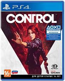 [PS4] Control. Стандартное издание