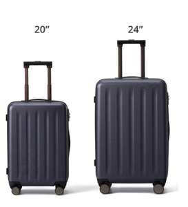 "Чемоданы Xiaomi Ninetygo PC Luggage 24'' и 20"" за 3499₽"