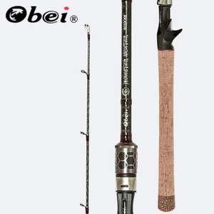 Рыболовное спиннинговое удилище Obei MONSTER HUNTER 803XXH, 2,38 м, 20-80 г